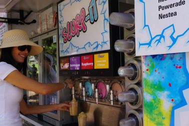 Frozen Drink Machine Hire